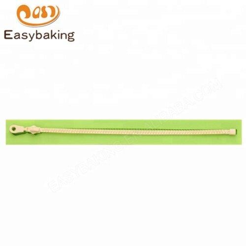 Small Zip Zipper Silicone Mould Sugarcraft Paste Fondant Decorating Baking Mold