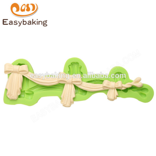 China selling food grade products 245*77*15 multi shapes silicone mold