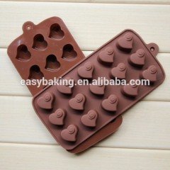 Amazon Hot Sale Inexpensive Hollow Chocolate Molds Filling