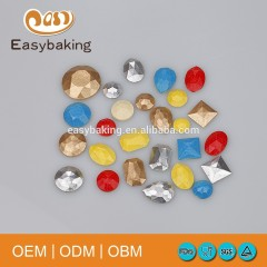 Multi Style Diamond Necklace Pendant Polymer Clay Silicone Mould