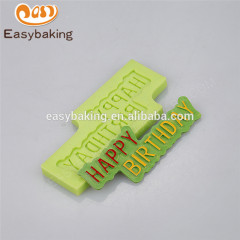Wholesale practical food grade 105*45*7 silicone molds for microwave cake