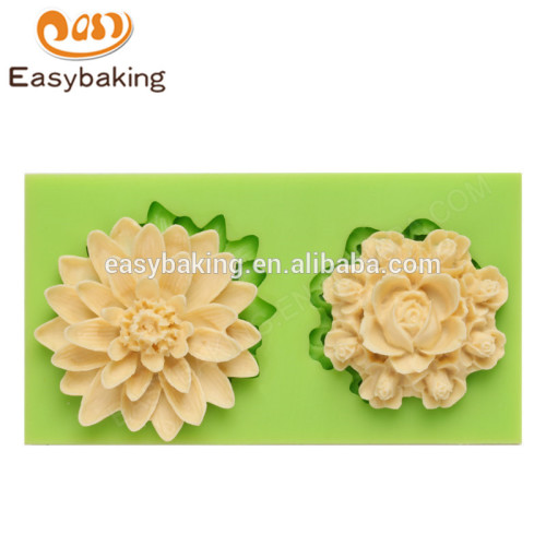 Chinese factory wholesale food grade funny silicone cake mould