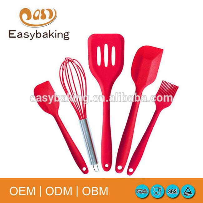 Hot sales food grade silicone bakeware set