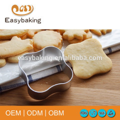 Hot sale high quality stainless steel all kinds of shape cookie cutter