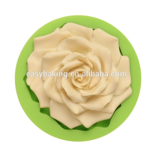 Best-selling flower shape cake cup silicone molds fondant mould