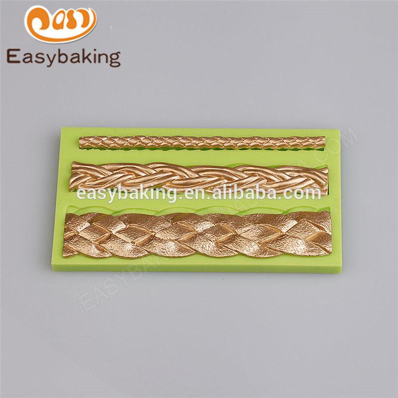Factory customization durable originality 156*85*11 multi shapes silicone molds