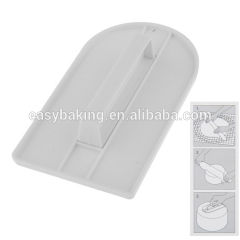 Kitchen Accessories Pastry Fondant Cake Smoother Cake Spatulas