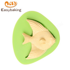 Wholesale angel fish silicone mold cake decorating suppliers