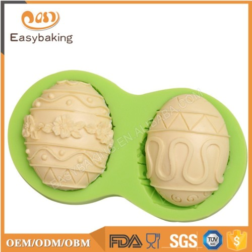 Factories Make Chocolate Easter Egg Moulds Silicone