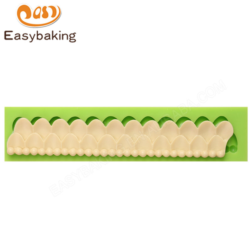 3D Cake Decorating Tools Baking Mold Fondant Silicone Mold