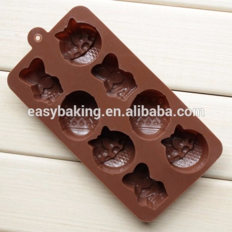 Best Selling Gadgets Easter Egg Chocolate Mold Silicone