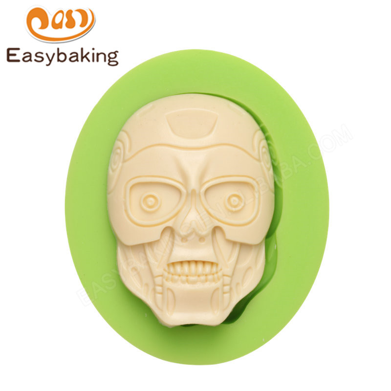 3D Baymax Silicone fondant Sugar Craft Chocolate Cake Mould