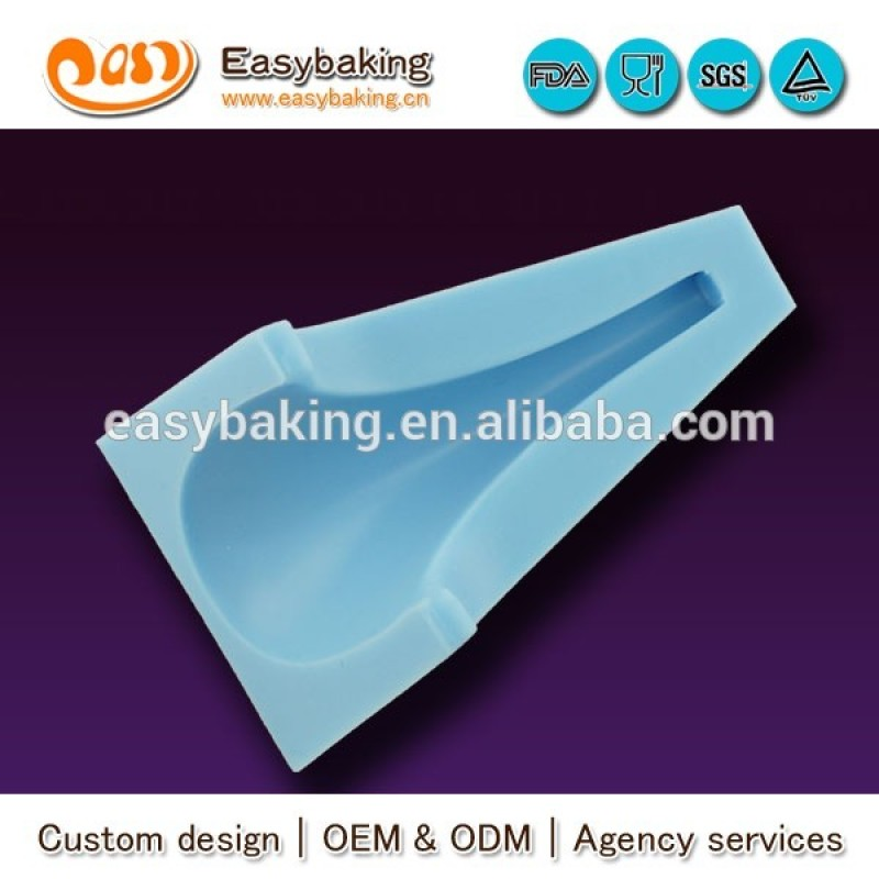 High Heel Shoe Silicone Mould for Fondant Cake Decoration