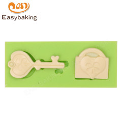 Wholesale Customized Silicone 3D key Mold