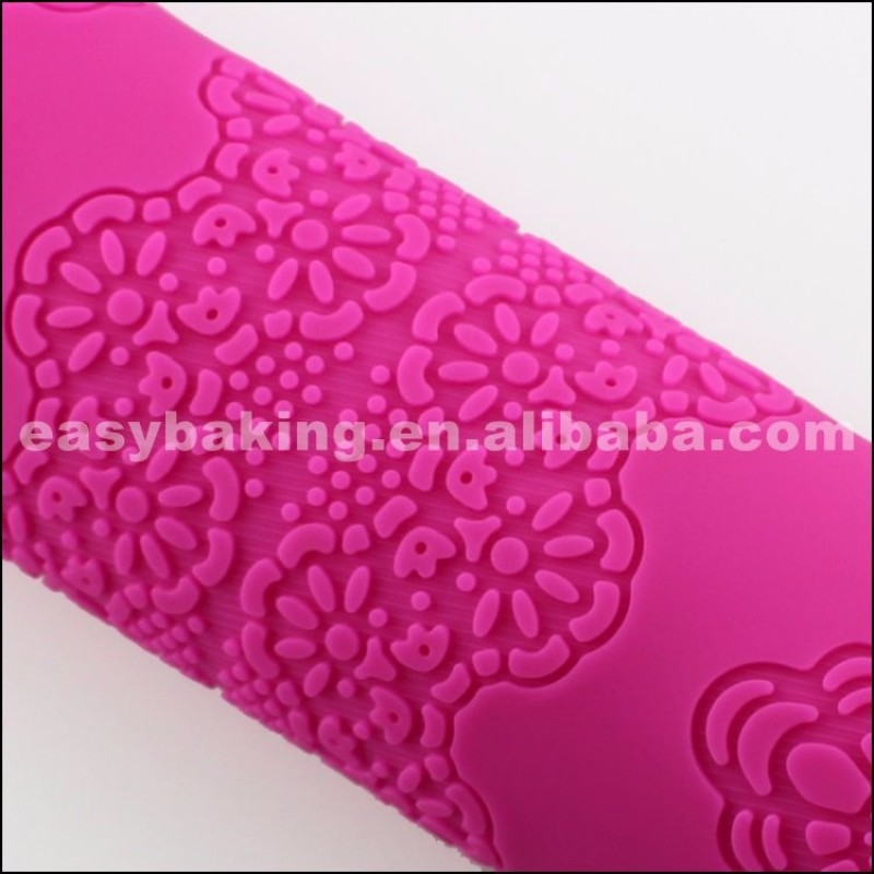 Popular Items New Fondant Silicone Lace Molds