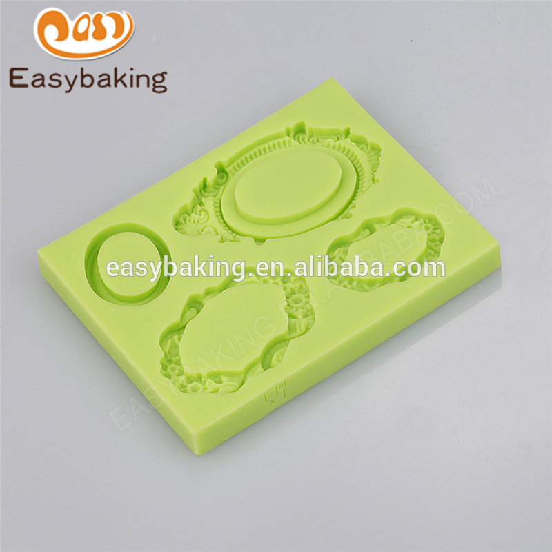 Hot selling special design competitive price hobby horse silicone molds