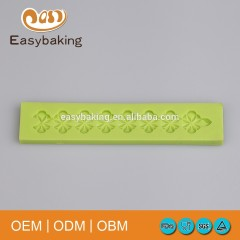 Floral Wedding Cake Outside Fondant Lace Decorating Tools Silicone Mold