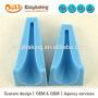 Custom designed liquid silicone rubber to make mold