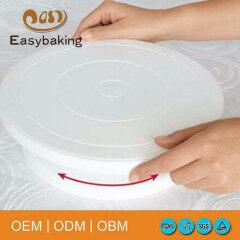 Wholesale manufacturer plastic mini wedding cake stand