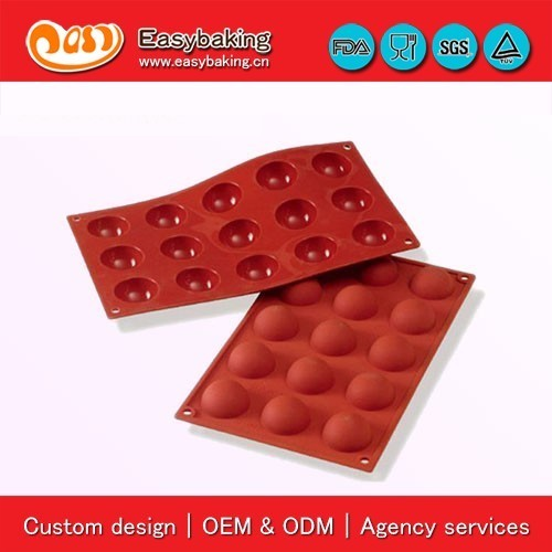 Customer Friendly Services Silicone Cake Mold Baking Pan