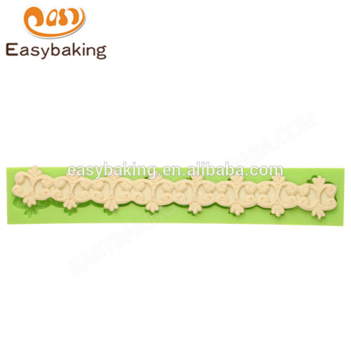 Cheap hot sale high quality wholesale 230*38*8 silicone molds cake decoration tool