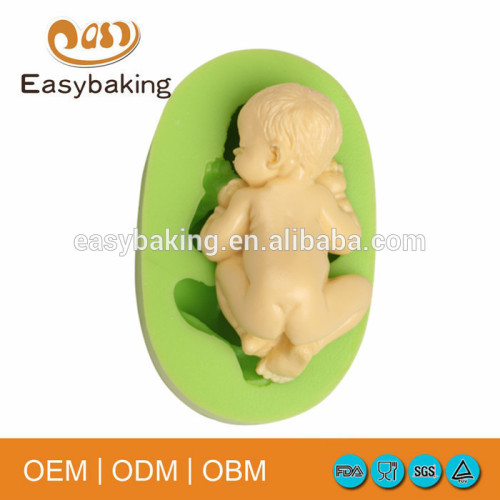 Food grade new baby wholesale cake silicone molds