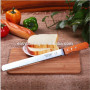 Kitchen Expert Stainless Steel With Wooden Handle Cake Serrated Knife