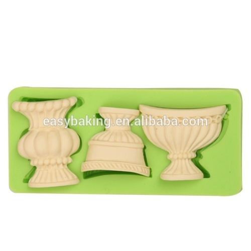 Custom handmade silicone soap molds for home or cake decoration