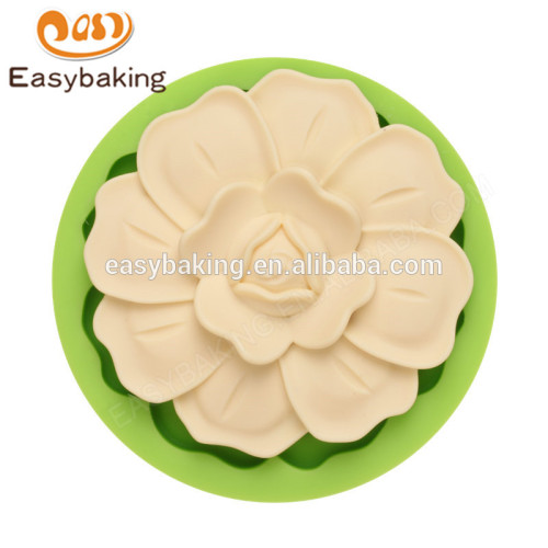 Manufacturer directly supply 85*18mm new silicone molds for microwave cake