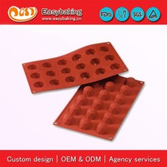 Wholesale Taobao Cool Baking Cupcakes Silicone Molds Pan