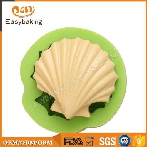 Discount Wholesale Worldwide Mini Sea Shell Soap Mold Silicone