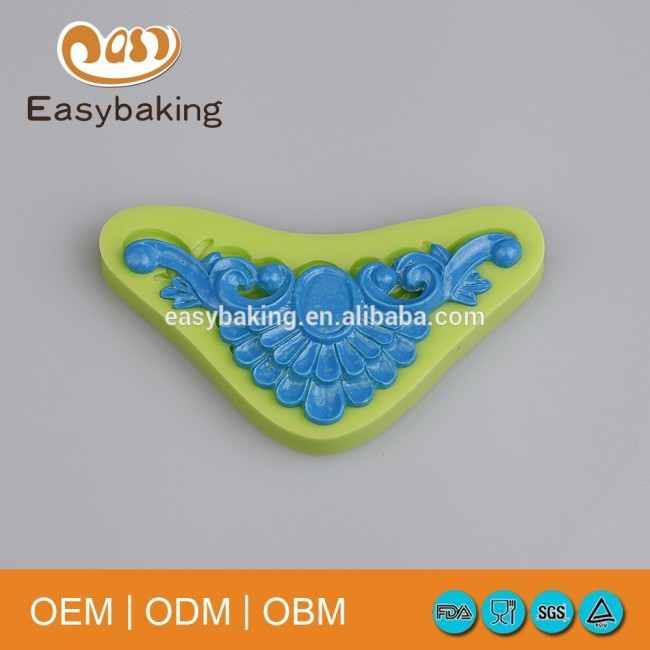 European Arts & Crafts Pastry Silicone Molds Cake Decorating Tools