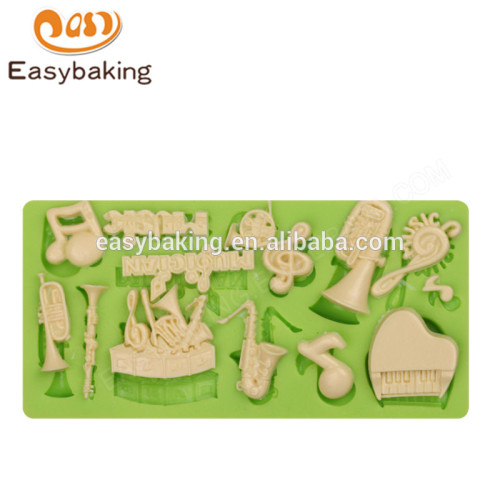 China supplier practical new style fondant mould silicone molds for cake
