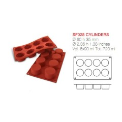 Direct Factory Silicone Baking Form Mold Pan for cupcake