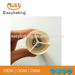 3 Hole Plastic Coupler Cake Decorating Tools for Russia Nozzle