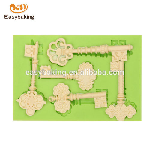 High quality food grade Different shaped cake baking Silicone Molds