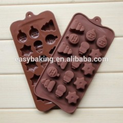 Top Selling Gadgets Silicone Chocolate Candy Mold Recipes