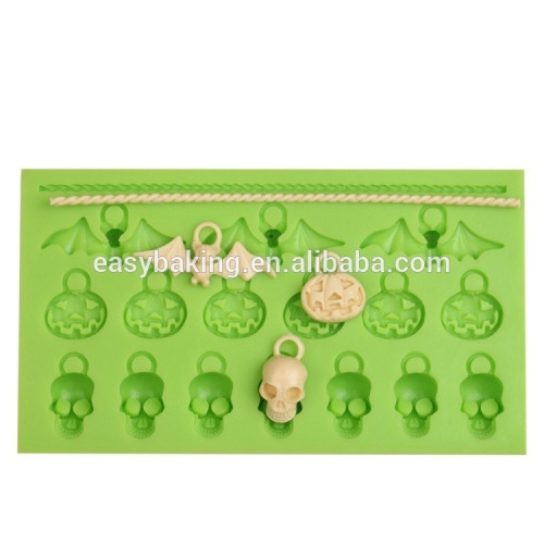 Free design shape Easter series silicone character ring molds ring decoration