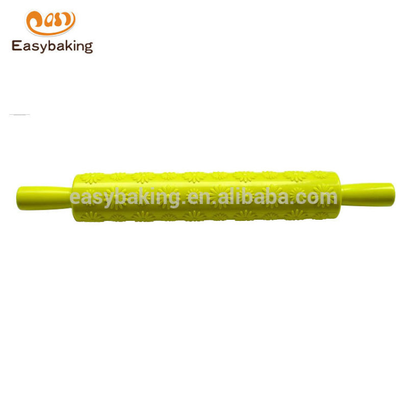 Bakeware Accessories Pastry Tools Food grade plastic rolling pin for sale