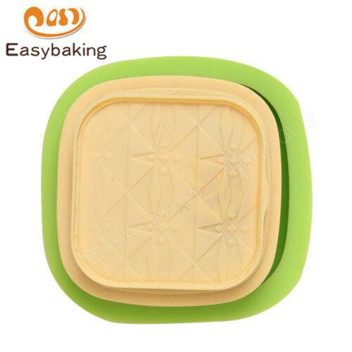 3D Silicone Fondant Cake Mold Cake Decorating Mould