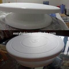 Cake Decorating Tools Plastic Revolving Cake Stand Cake Turntable