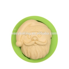 Handmade creative craft Christmas series silicone soap molds baking tools