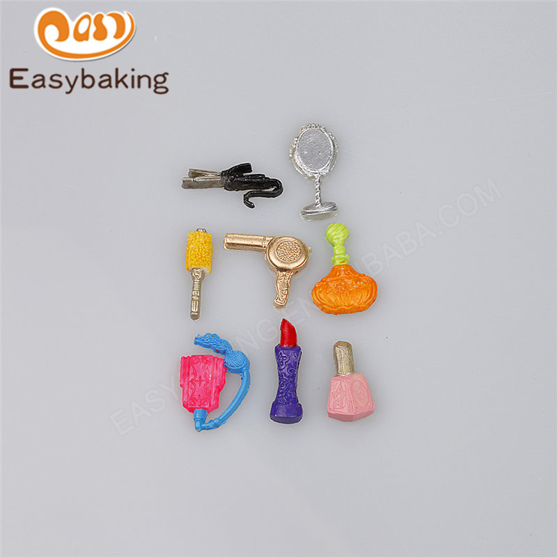 Makeup accessories silicone fondant cake mold for cake decorating