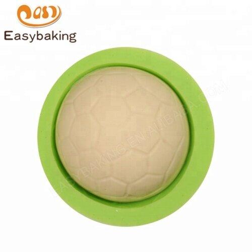 Mini World Cup Football DIY Handmade Silicone Soap Mold