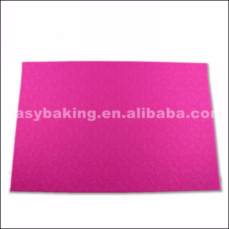 Hot Product 2016 Large Silicone Fondant Lace Molds