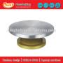 360 degrees 30cm rotating aluminum cake turntable