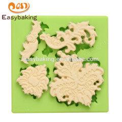Wholesale new design 88*88*13 cake mold silicone mold baking tray