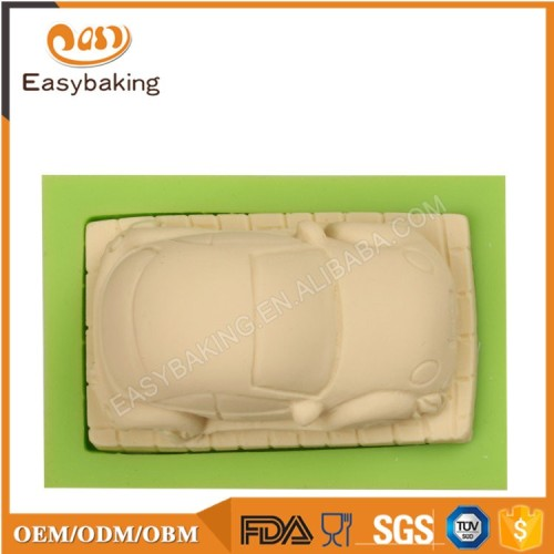 Hot Selling Product USA 2017 3D Race Car Cake Molds