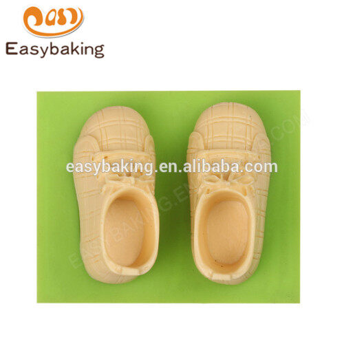 Supply contemporary new products baby shoes silicone molds for boy