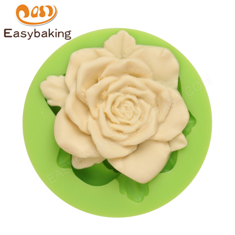3D flower  Silicone Cake Mould Cake decoration mould